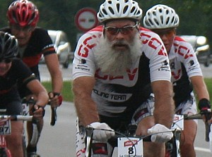 Jule Mohnen is among the experienced riders of the 22nd edition